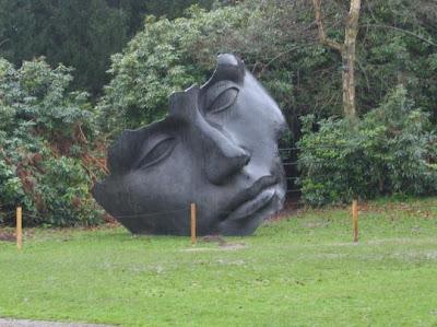 El  Yorkshire Sculpture Park -parque escultórico