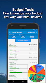 Bluecoins Finance And Budget Premium APK