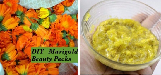 5 DIY Marigold Face Packs For Intense Glow, Fair, Clear & Younger Skin