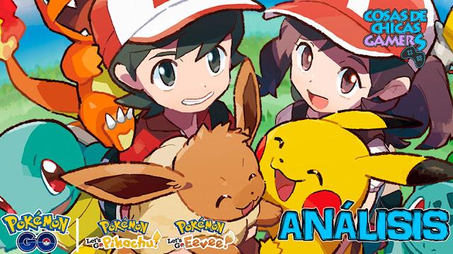 Análisis Pokémon Let's Go para Nintendo Switch