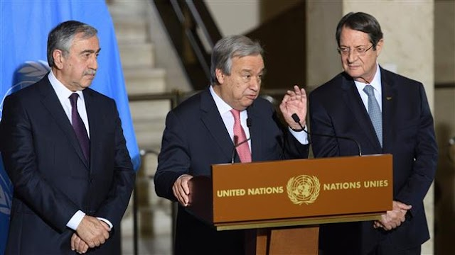 Cyprus talks end; sides agree to meet again