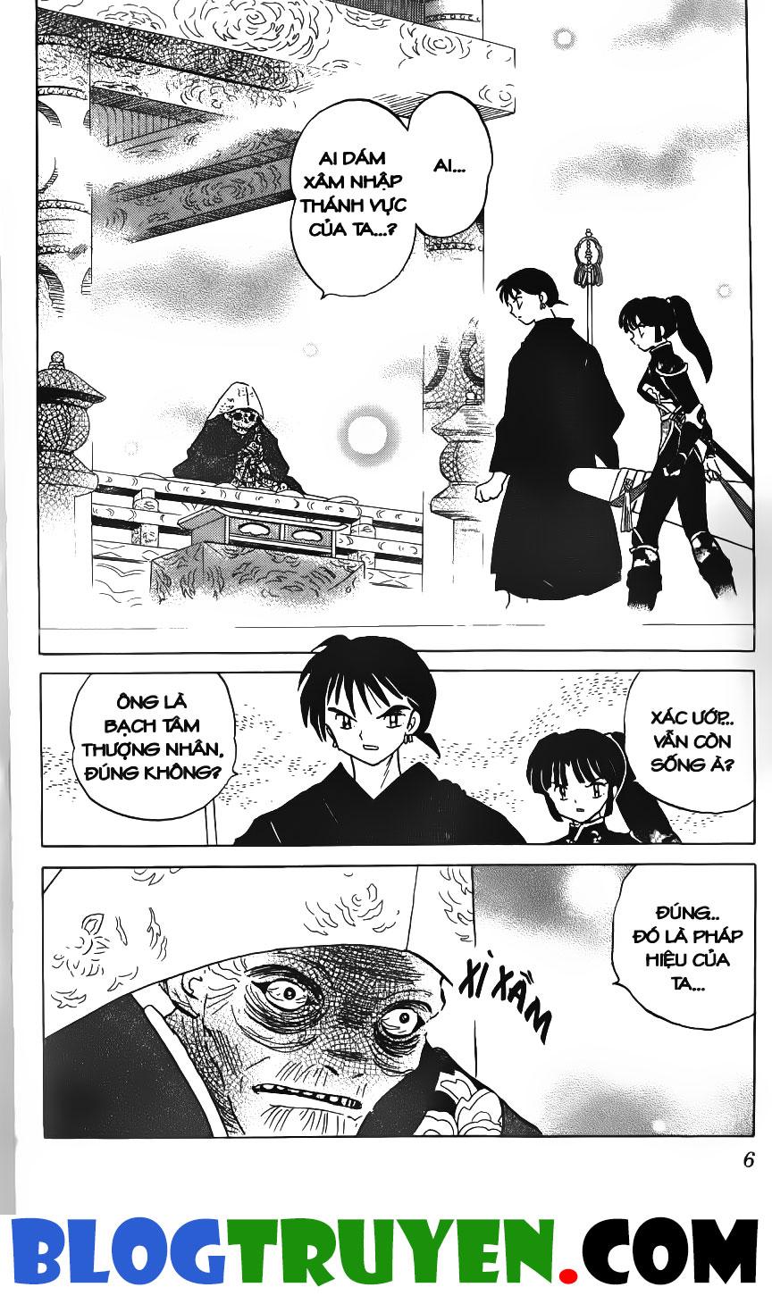 Inuyasha vol 28.1 trang 4