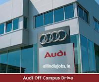 Audi Off Campus