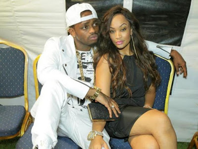 Diamond and Zari Hassan break up. PHOTO | FILE