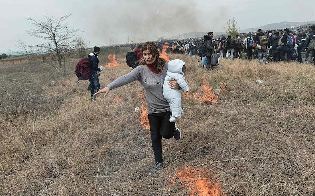 Bulgaria adds patrols to Greece after the influx of immigrants