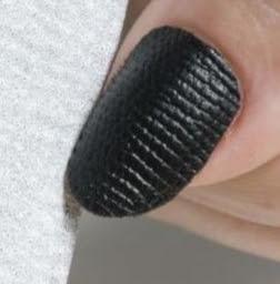 Como fazer unhas de couro