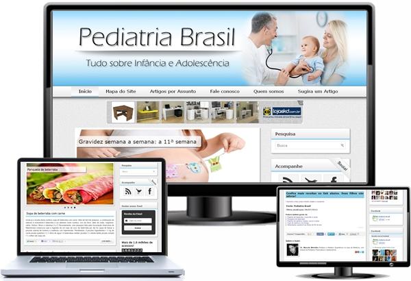 Blog Pediatria Brasil