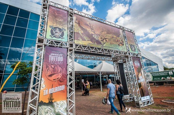 Brasília Tatoo Festival 2018