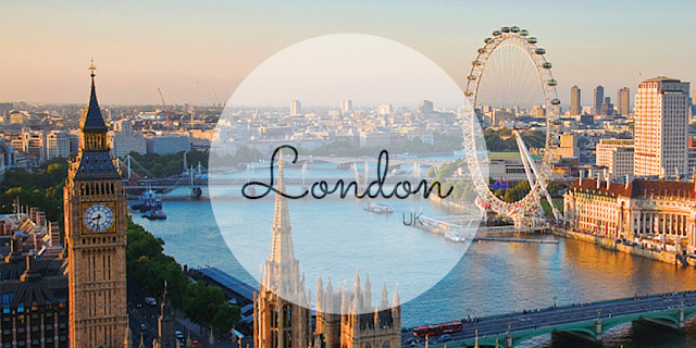 London Travel Bucket List — October Blogging Challenge Day 18