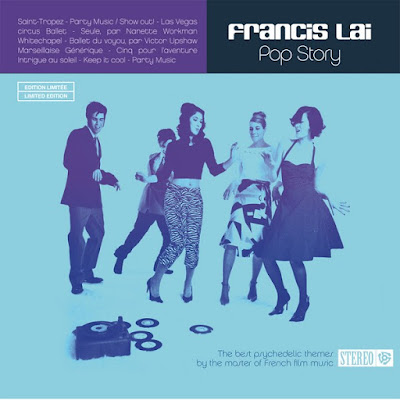 Cover_Francis_Lai_Pop_1440x1440 Francis Lai – Pop Story (The Best Psychedelic Themes by the Master of French Film Music)