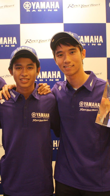 Dua Pemuda Indonesia Ini Kuliah di Akademi VR46, Milik Rossi