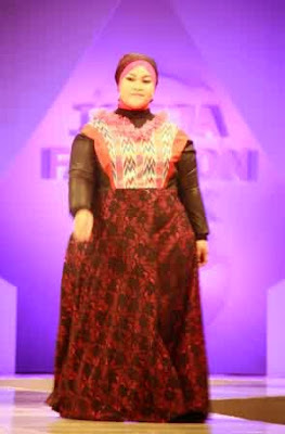 Model Baju Muslim Orang Gemuk Biar Kelihatan Langsing The Blouse