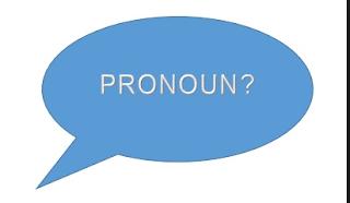 Penjelasan Tentang Pronoun dan Jenis - Jenisnya Lengkap Beserta Contohnya Dalam Bahasa Inggris