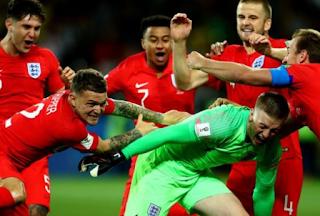 كأس العالم روسيا 2018: نجوم غير متوقعة من المنتخب الوطني البريطاني