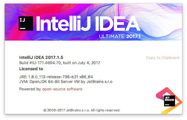 IntelliJ IDEA 2017 1 5 Build #IU-171 4694 70 Ultimate For Windows