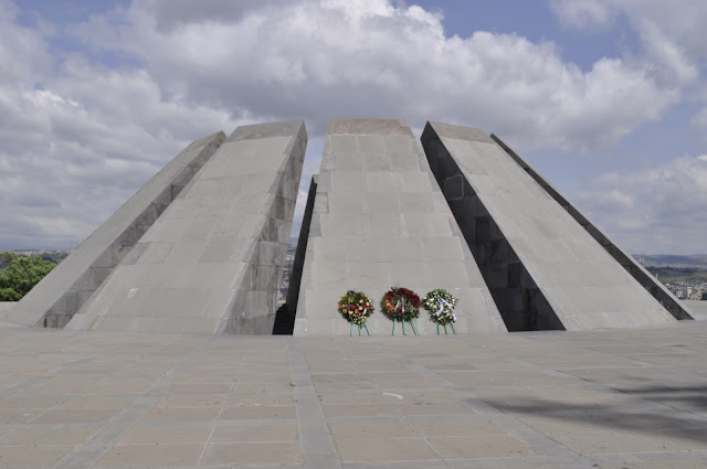 Visiting Armenia and the best sites to see Genocide Memorial