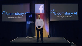 Facebook Confirms Its Acquisition Of Bloomsbury AI