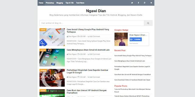 Download Nubie Banget Responsive Redesign