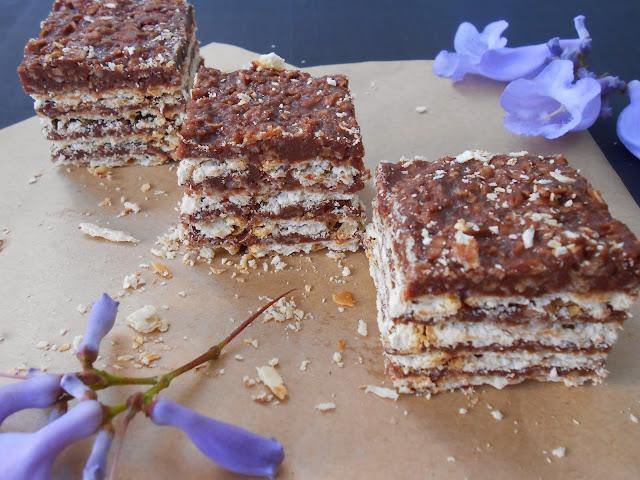 Turrón de avena y chocolate - Turrón de Quaker