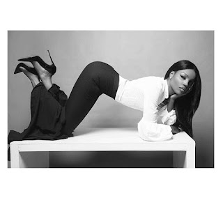 So Cute! Seyi Shay Releases New Promo Photos.