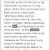 Testimonial of N.A. from Parañaque