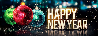 Happy New Year 2018 FB Cover Images