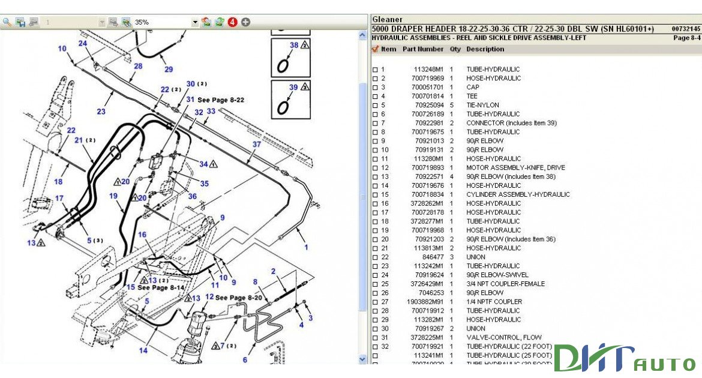Gleaner Spare Parts   Repair Update 10 2015