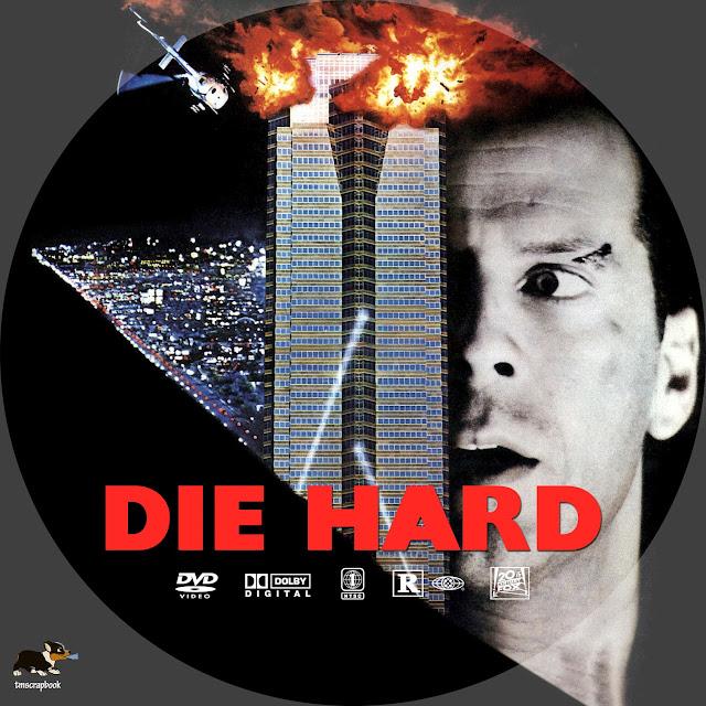 Die Hard DVD Label