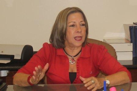 ¡GOLPE ROJO! Designan a Magdely Valbuena como gobernadora encargada del estado Zulia