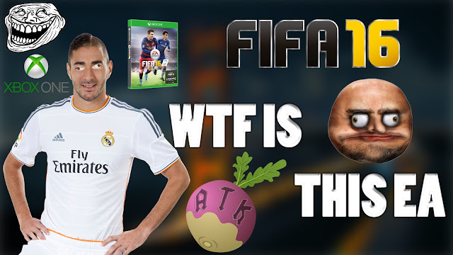 FIFA 16 – WTF IS THIS EA?!!?