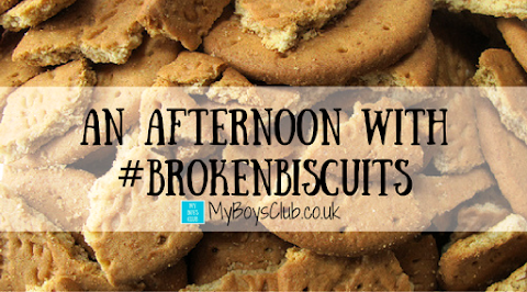 An Afternoon with Broken Biscuits at Live Theatre