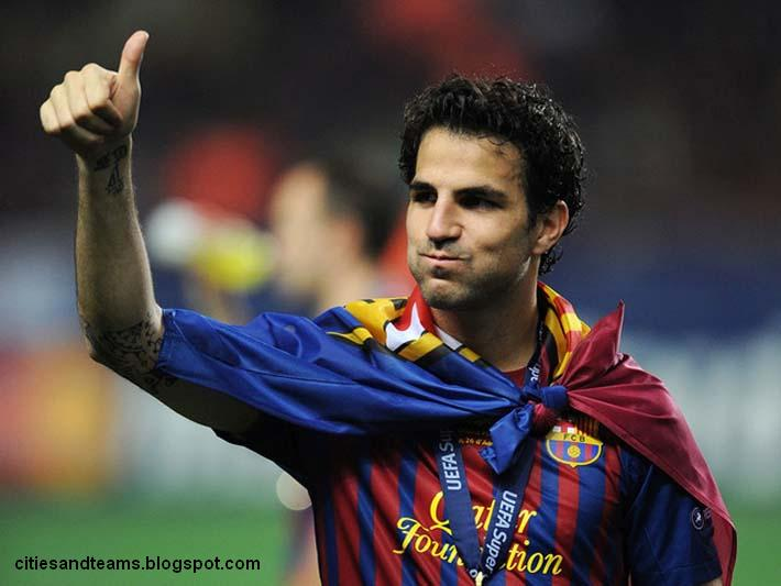 Cesc Fabregas HD Image And Wallpapers Gallery