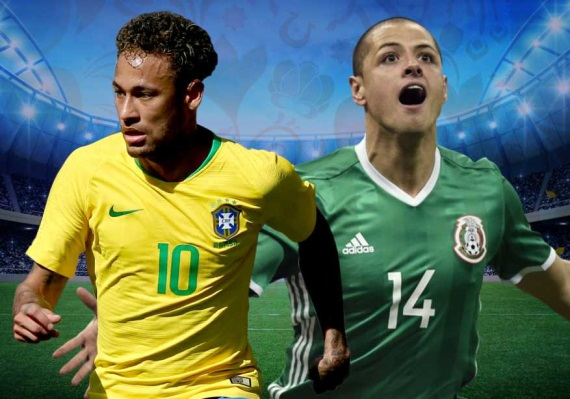 Brazil vs Mexico - Preview - World Cup 2018
