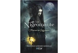Reseña La Nigromante Crónicas del aquelarre