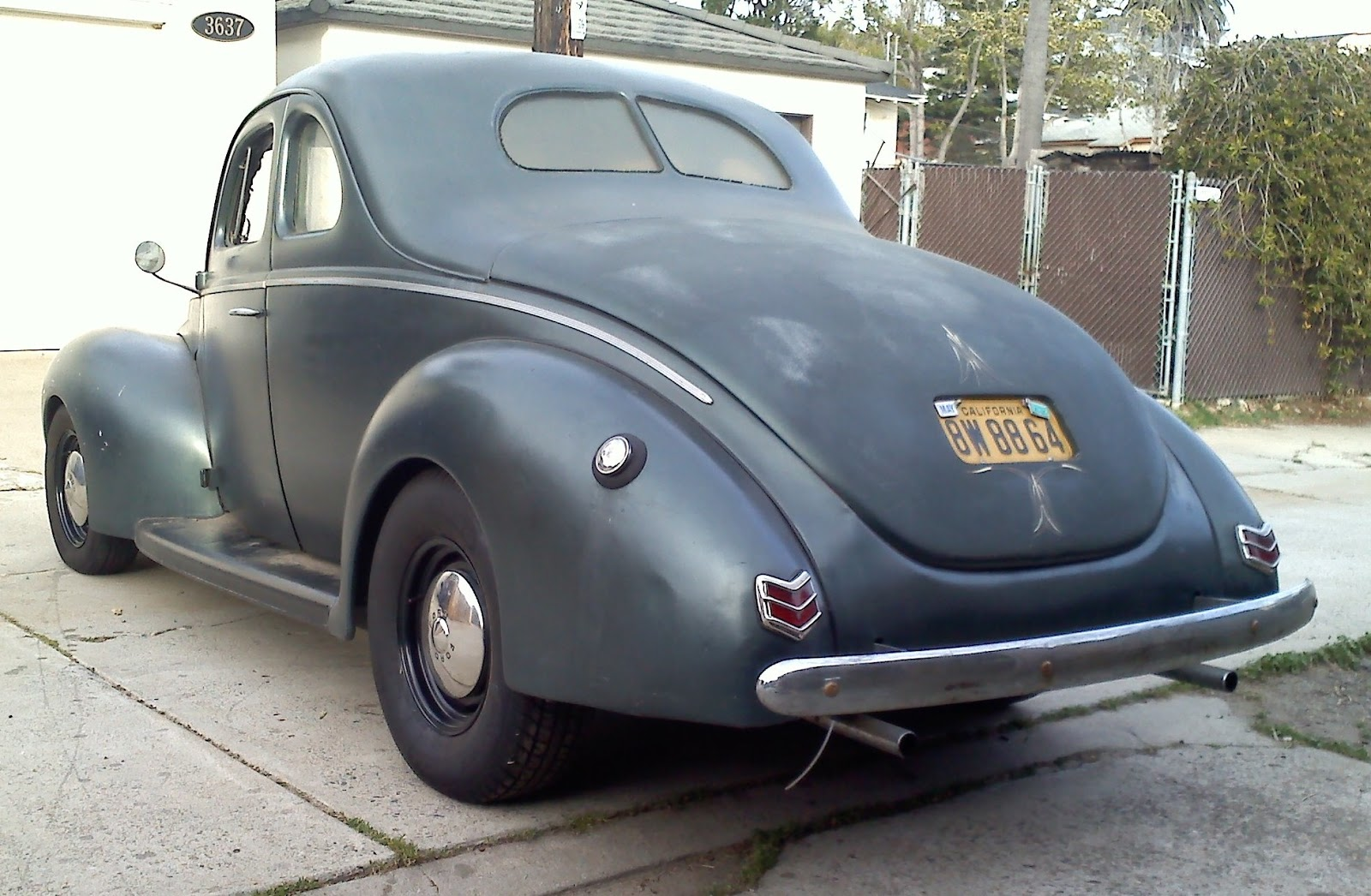 1940 Ford coupe craigslist