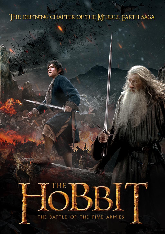 The Hobbit: The Battle of the Five Armies (2014) เดอะ ฮอบบิท: สงคราม 5 ทัพ (Subthai ซับไทย)