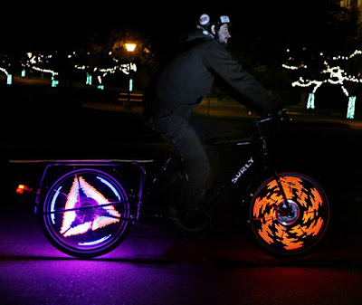 Awesome and Coolest Bike Lights (15) 13