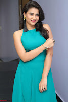 Priya Singh in a sleeveless Green Gown at Manasainodu music launch 011.08.2017 ~ Exclusive Celebrity Galleries 013.JPG