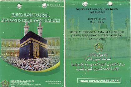 Download PDF Buku Dzikir, Doa, dan Panduan Haji-Umrah Kemenag di Sini
