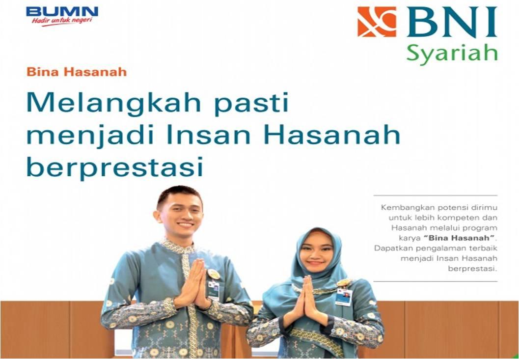 Lowongan Bank BNI Syariah Juni 2017 - Lokernesia