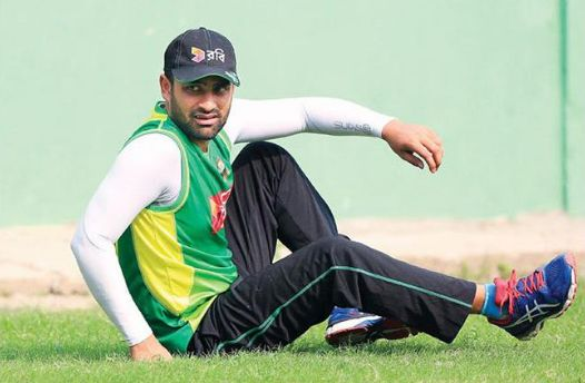 Tamim Iqbal Out of the tournament