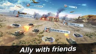 World Warfare Mod Apk Unlimited Gems