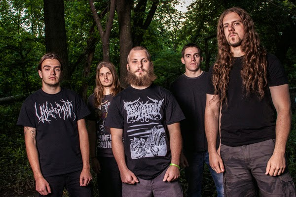 Rivers Of Nihil - band
