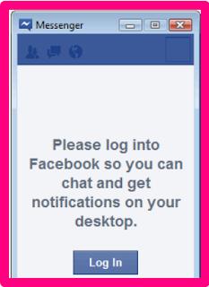 Install Messenger Facebook