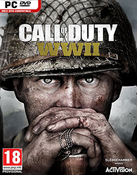 Call of Duty - WWII Jogos Torrent Download capa