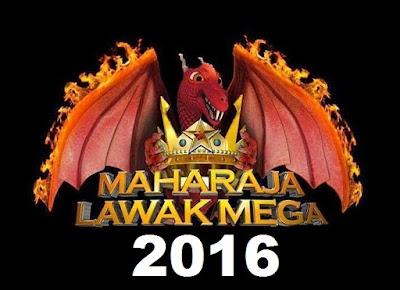 Tonton Maharaja Lawak Mega 2016 Minggu 11