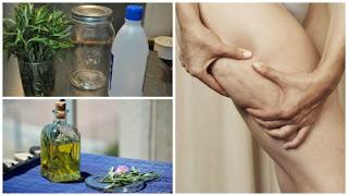 Apprenez à préparer l'alcool de romarin maison pour combattre la cellulite