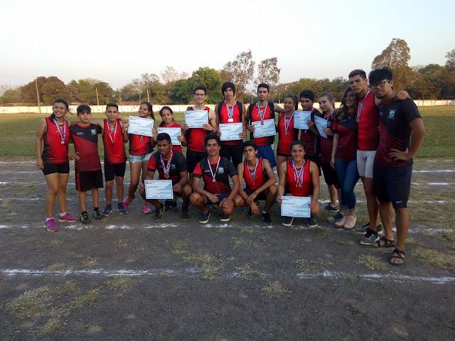 Fiesta atlética en Paraguarí