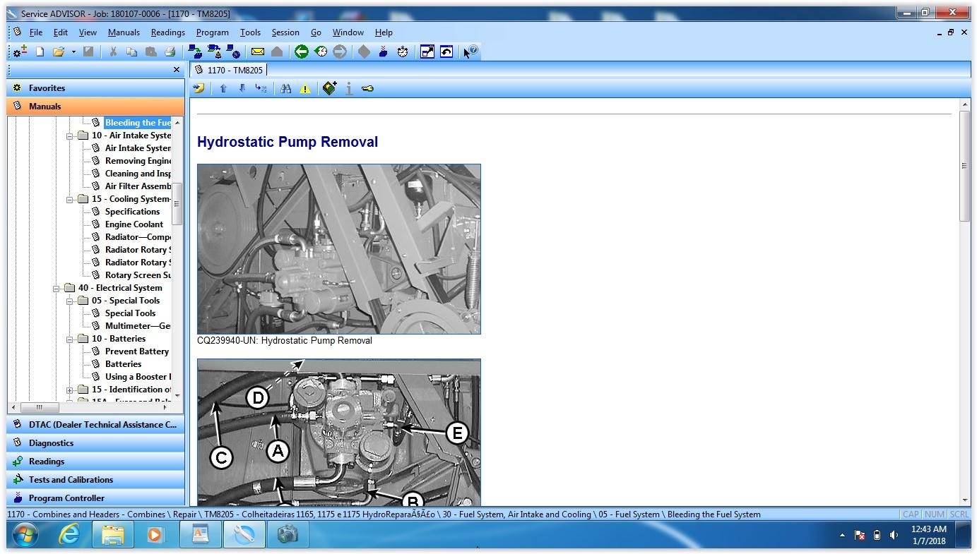 OBDII365 Technical BlogObdii365: John Deere Service