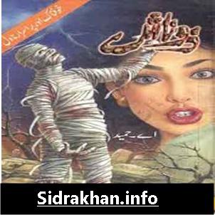 Zonash novel